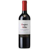 Вино Casillero del Diablo Cabernet Sauvignon 0,75л