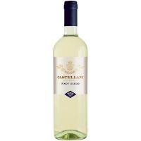 Вино Castellani Pinot Grigio біле сухе 0,75л