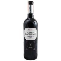Вино Castillo San Lorenzo Tempranillo сухе червоне 0,75л