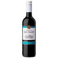 Вино Castillo San Simon Shiraz червоне сухе 0,75л