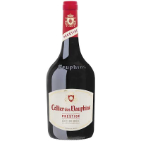Вино Cellier des Dauphins Prestige червоне сухе 0,75л