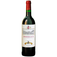 Вино Chantecaille Bordeaux сухе червоне 0,75л