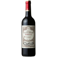 Винo Chateau Bellevue Rougier Bordeaux 0,75л
