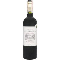 Вино Chateau Les Sablonnets Bordeaux червоне сухе 0,75л