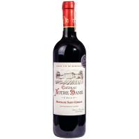 Вино Chateau Notre Dame Montagne Saint-Emilion сухе чер 0,75л