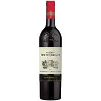 Вино Chateau Petit Verdot червоне сухе 0,75л