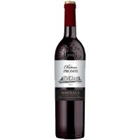 Вино Chateau Promis Bordeaux червоне сухе 0,75л