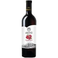 Вино Arine Pomegranate червоне напівсолодке 0,75л