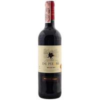 Вино Chevalier De Pierre Rouge Sec червоне сухе 0,75л