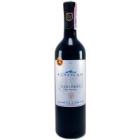 Вино Cotnar Каберне сухе червоне 0,75л