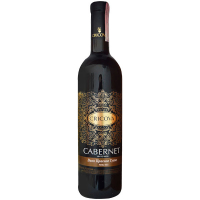 Винo Cricova Cabernet сухе червоне 0,75л