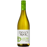 Вино Devil`S Rock Riesling біле напівсухе 0,75л