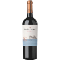 Вино Dona Paula Malbec Reserva 0,75л