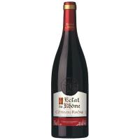 Вино Eclat Du Rhone Cotes Du Rhone червоне сухе 0.75л