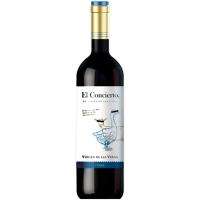Вино El Concierto Tinto червоне сухе 11% 0,75л