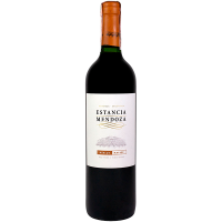 Вино Estancia Mendoza Merlot-Malbec червоне сухе 0.75л