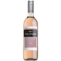 Вино Folonari Aurora Pinot Grigio рожеве сухе 0,75л