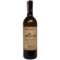 Вино Форос Портвейн міцне біле 0.75л