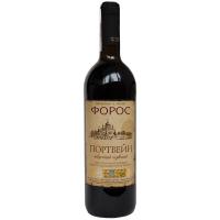 Вино Форос Портвейн міцне червоне 0.75л
