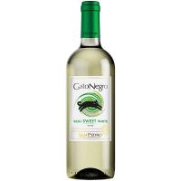Вино Gato Negro біле напівсолодке 0,75л