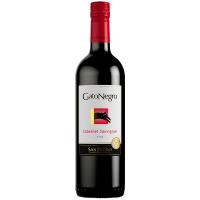 Вино Gato Negro Cabernet Sauvignon 0.75л