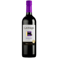 Вино Gato Negro Carmenere 0.75л