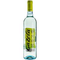 Вино Gazela Vinho Verde біле напівсухе 0.75л