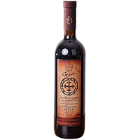Вино Gelati Алазанська долина червоне н/солодке 0,75л