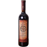 Вино Gelati Сапераві червоне сухе 0,75л