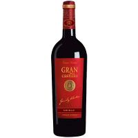 Вино Gran Castillo Shiraz 2014 червоне н/сухе 0,75л