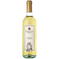 Вино Грілло Терре Сіціліане біле сухе ТМ Cantina Danese, Італія, 0,75л