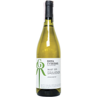 Вино Вина Гулієвих Sauvignon біле сухе 0,7л