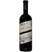 Вино iBERiA Мукузани червоне сухе 0,75л