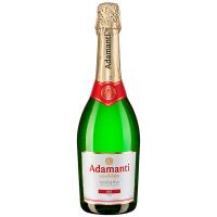 Вино ігристе Adamanti Брют 0,75л