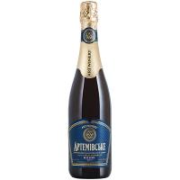 Вино ігристе Артемівське біле брют 10-13,5% 0.75л