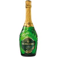 Вино ігристе Mondoro Asti Dolce Асті Дольче 7,5% 0,75л + Вермут Mondoro Bianco 15% 1л