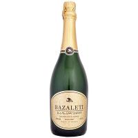 Вино ігристе Bazaleti біле н/сухе 0,75л