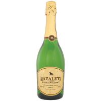 Вино ігристе Bazaleti Брют 0,75л