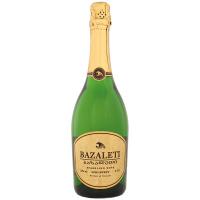 Вино ігристе Bazaleti Напівсолодке 0,75л