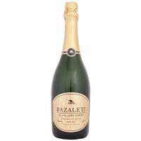 Вино ігристе Bazaleti Напівсухе 0,75л