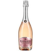 Вино ігристе Bazaleti Rose Semi-Sweet 0,75л