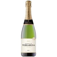 Вино ігристе біле брют Cava ТМ Marques de Terrabona Іспанія 0,75л