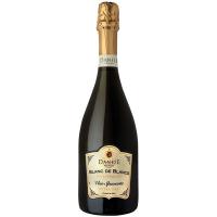 Вино ігристе Blanc De Blancs біле екстра сухе 0,75л