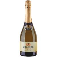 Вино ігристе Bolgrad Classic напівсолодке 0,75л