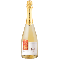 Вино ігристе Bostavan Dor Muscat біле напівсолодке 0,75л