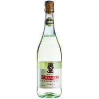 Вино ігристе Charli Lambrusco Bianco біле нап/сол. 0,75л