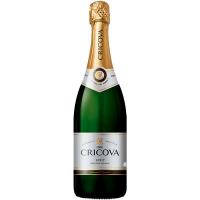 Вино ігристе Cricova брют 0.75л