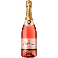Вино ігристе Cricova Roz 0.75л