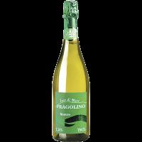 Вино ігристе Faro di Mare Fragolino Bianco 0,75л