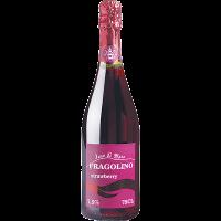 Вино ігристе Faro di Mare Fragolino Strawberry 0,75л
